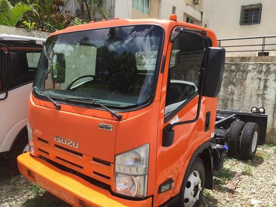 Camioncito Isuzu Chasis Corto 12 Aut/aire