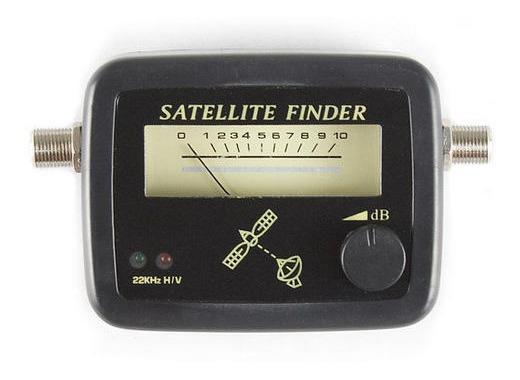 Satfinder Buscador De Satelites Analogo Iva Incluido