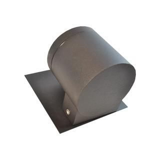 Aplique Led Gu10 Kalu R Unidireccional Aluminio Exterior - I