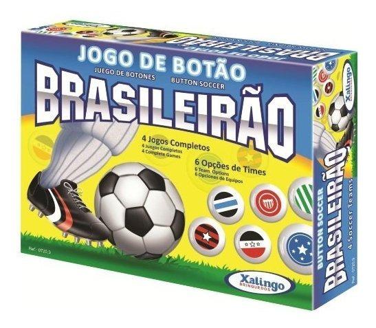 Jogo De Botoes Brasileirao Xalingo 0720.9