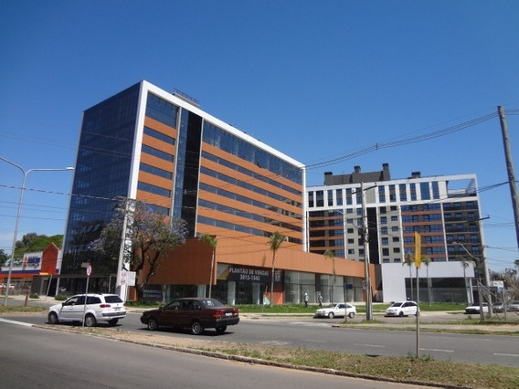 Conjunto/sala Comercial Para Aluguel, 1 Vaga, Cristal - Porto Alegre/rs - 3351