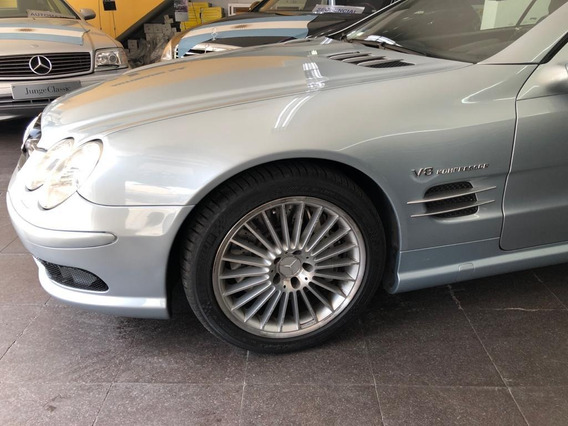 Merceds Benz Sl 55 Amg