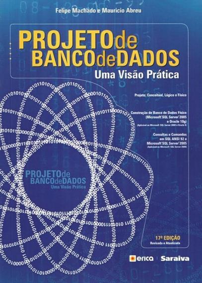 Projeto De Banco De Dados - Edicao Revisada E Atualizada