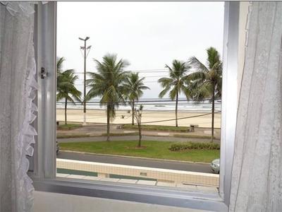 Apartamento Em Vila Tupi, Praia Grande/sp De 98m² 2 Quartos À Venda Por R$ 310.000,00 - Ap189037
