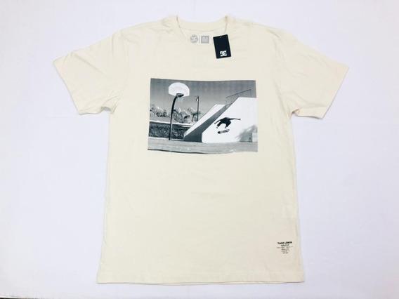 Camisa Dc Bas M/c Tiago Hellflip Snow White