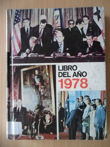 Libro Del Año 1978: Acontecimientos Principales Y Curiosidad