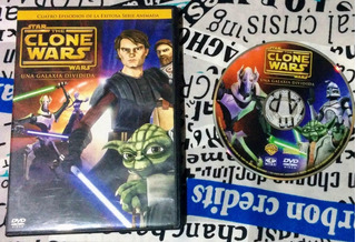 Star Wars : The Clone Wars : Una Galaxia Dividida - Original