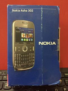 Nokia Asha 302 Zero Em Caixa Lacrada De Fabrica