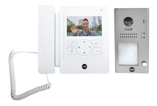 Kit De Tv Portero Frente De Calle /monitor 80126 Intercom