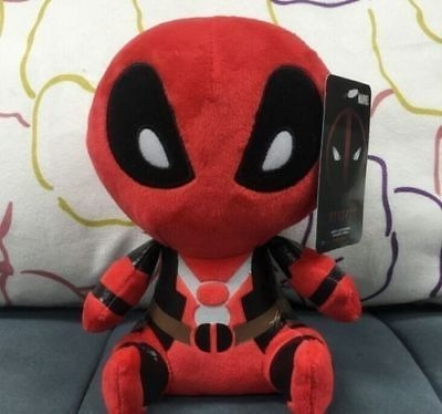 Deadpool Peluche Importado Marvel