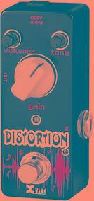 Pedal Xvive V2 Distortion