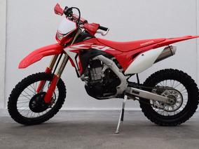 Honda Crf 450x 2019 Vermelha 900 Km