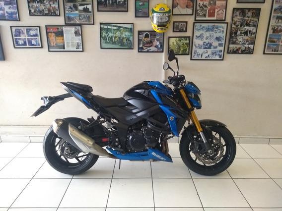 Suzuki Gsx-s750a 2018 - Moto & Cia