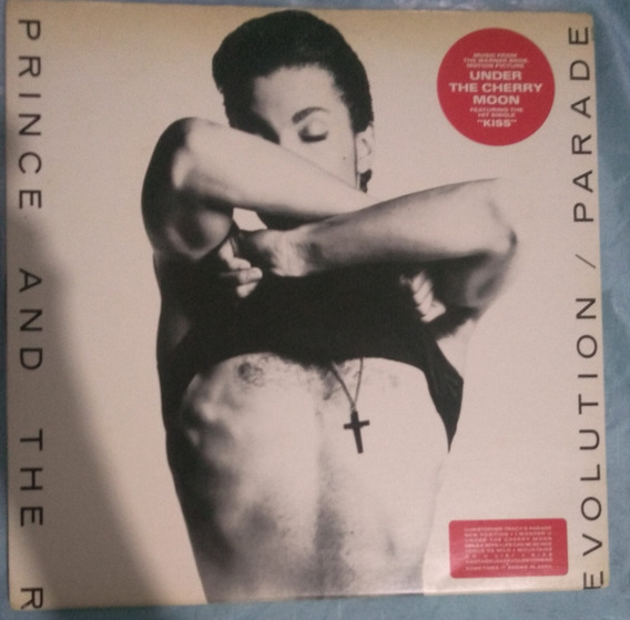 Lp Vinil Prince And The Revolution - Parade