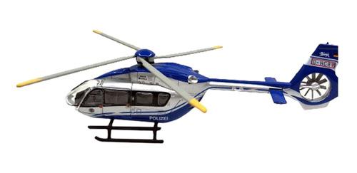 Imagen 1 de 9 de Realista Airbus H145 Polizei Ho 1:87 Escala Helicóptero De