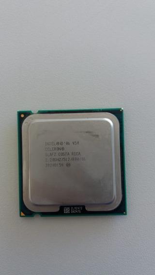 Processador Celeron 06 458 2.20ghz Frete Grátis
