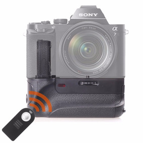 Battery Grip Travor P/ Sony Alpha A7 A7r A7s Envio Imediato
