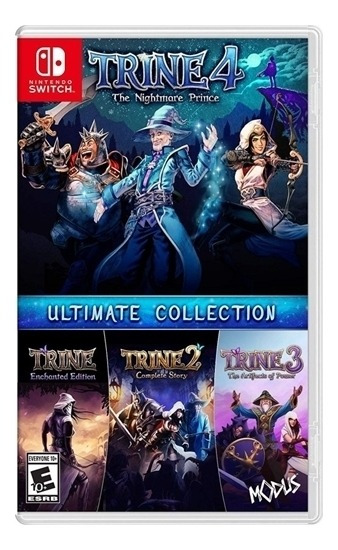 Trine Ultimate Collection - Switch Lacrado