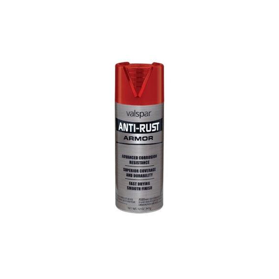 Valspar 21927 Gloss Safety Red Enamel - 12 Oz