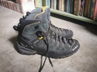 Botas De Alta Montaña Salewa Alpine Trainer Mid Gtx Gore Tex