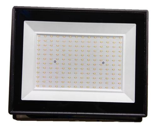 Reflector Proyector Led 150w Exterior Ip65 Calida Interelec