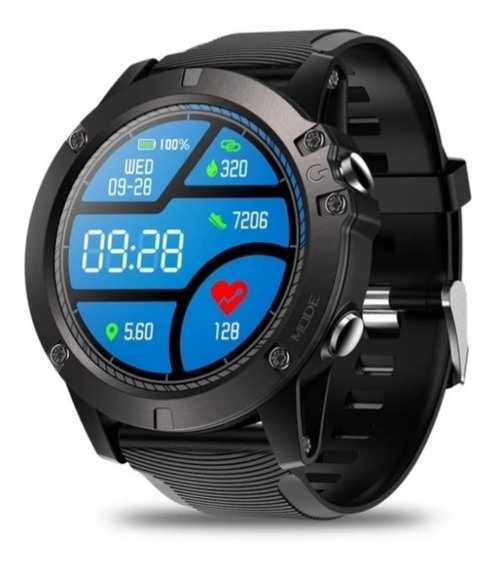 Relógio Inteligente Zeblaze Vibe3 Pro Compatível Ios E Android