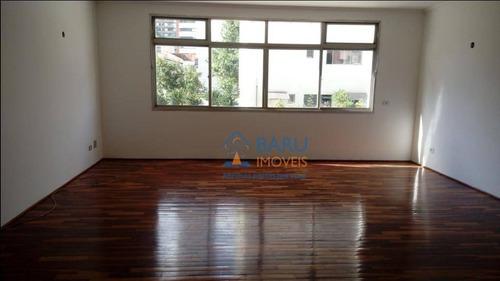 Apartamento Com 3 Dormitórios Para Alugar, 110 M² Por R$ 3.500,00/mês - Perdizes - São Paulo/sp - Ap55015