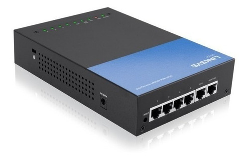 Router Vpn Linksys Lrt214 802.1q