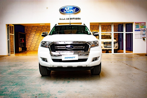 Ford Ranger Limited 4x4 Manual Modelo 2019