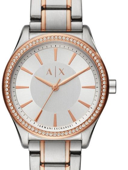 Relógio Feminino Armani Exchange Ax7103 - Pronta Entrega