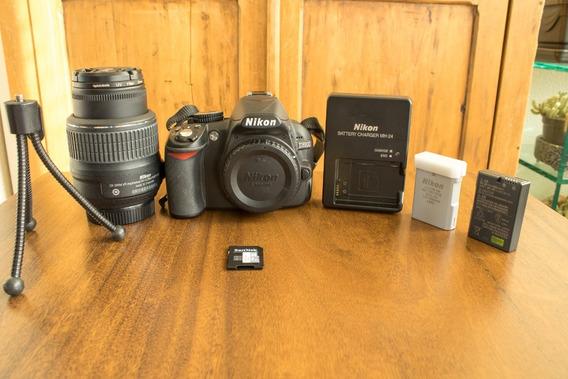 Nikon D3100 Dslr- Usada