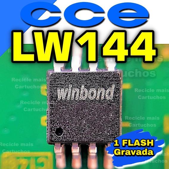 Memoria Flash Ci Tv Cce Lw144 Chip Gravado Eprom Original