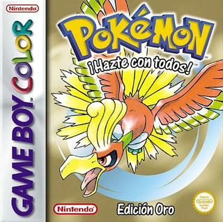 Pokemon Oro Rom Español Gameboy Color Para Android