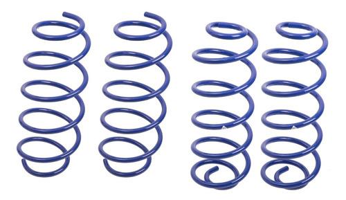 Imagen 1 de 3 de Kit 4 Espirales Progresivos Peugeot 208 Ag