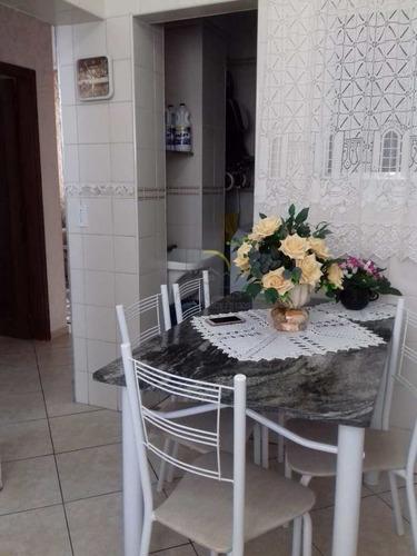 Apartamento Com 1 Dorm, Centro, São Vicente - R$ 191 Mil, Cod: 2490 - V2490