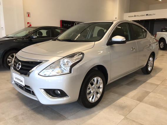 Nissan Versa Advance At (my20) Automatico 0km