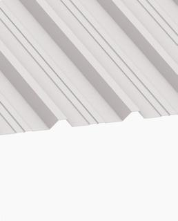Chapa Plástica Trapezoidal - 1,10 X 4,5mts
