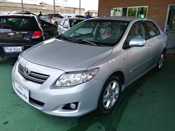 Toyota Corolla 1.8 Xei 16v Flex 4p Manual
