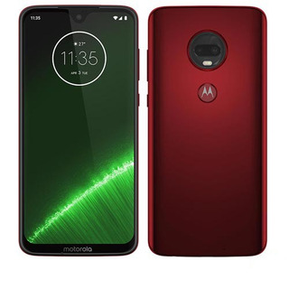 Moto G7 Rubi Motorola Tela 6,24 4g 64gb 16 Mp 5 Mp Xt1965-2