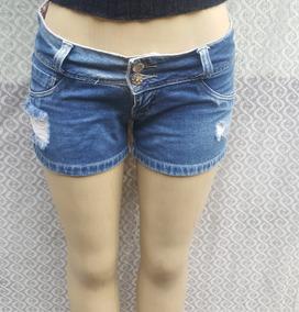 Short Jeans Morena Rosa Tam 42