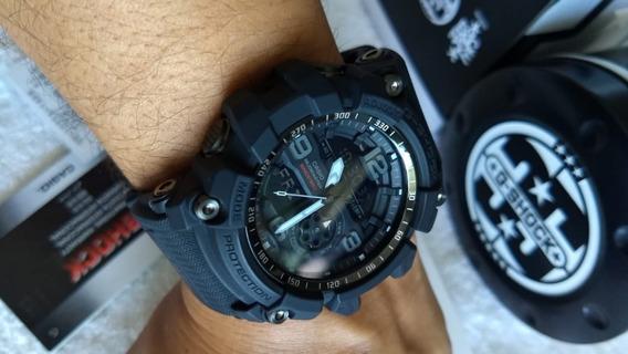 Casio G-shock Mudmaster Gg 1035a-1adr Edição 35 Anos