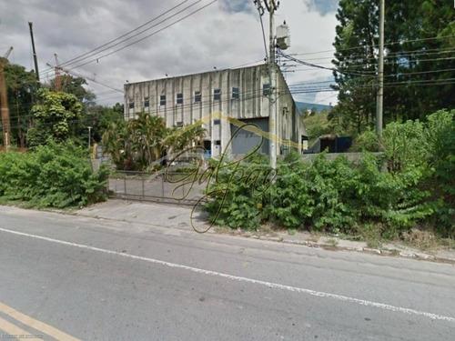 Ga0194 - Alugar Galpão Em Santana De Parnaiba - Ga0194 - 33871712