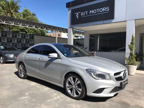 Mercedes-benz Cla 200 1.6 Primeira Edição Turbo Gasolina