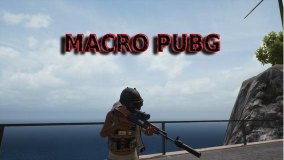 Macro Pubg Steam E Lite Configurável/indetectavel Teste Free
