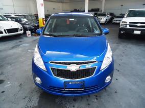 Chevrolet Spark Ltz Azul 2012