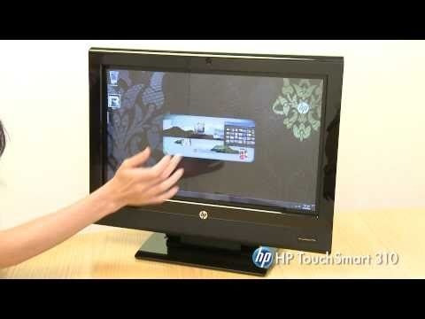 All In One Hp Touch Smart 310 Pc Peças