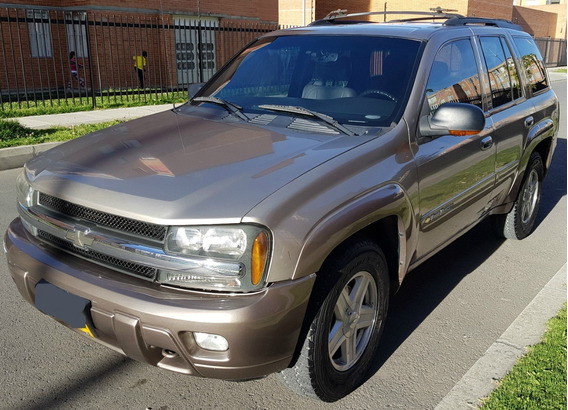 Chevrolet Trailblazer Ltz 2003 (solo Venta)