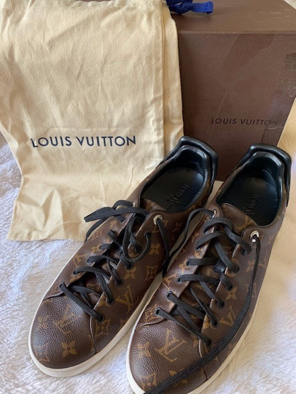 Tenis Louis Vuitton Original Completo