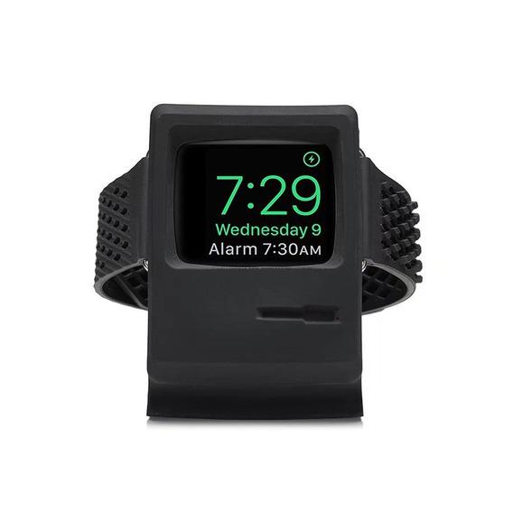 Iwatch1 / 2/3 Relógio Suporte De Silicone Carregamento Cria
