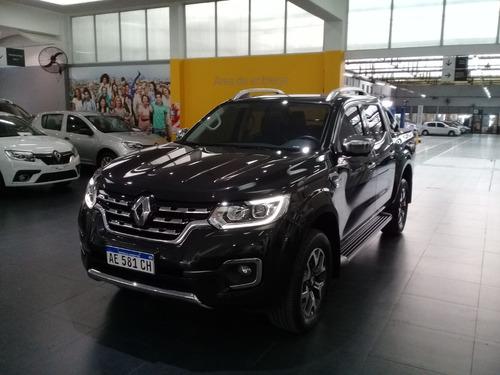 Renault Alaskan Iconic At 2021